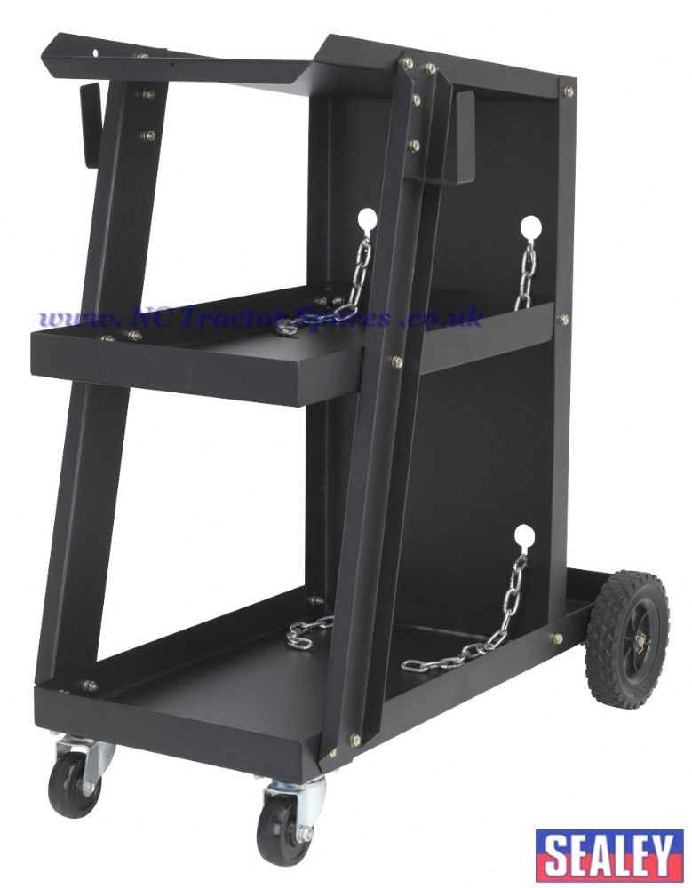 Universal Trolley for Portable MIG Welders